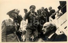 Postcard / ROYALTY / Belgique / België / Roi Leopold III / Koning Leopold III / Hoboken / 1937 - Zonder Classificatie