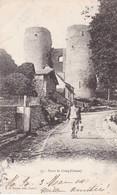 23 /TOURS DE CROCQ / JOLI PLAN / PRECURSEUR 1904 - Other Municipalities