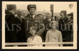 Postcard / ROYALTY / Belgique / België / Roi Leopold III / Koning Leopold III / Hoboken / 1937 / Prins Boudewijn - België