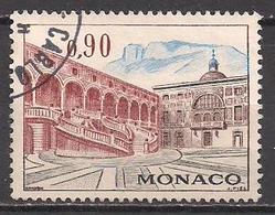 Monaco  (1971)  Mi.Nr.  1018  Gest. / Used  (1aa12) - Gebraucht