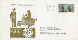 GOOD GUERNSEY FDC 1979 - Post Office 10 - Guernsey