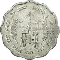 Monnaie, INDIA-REPUBLIC, 10 Paise, 1976, TTB, Aluminium, KM:30 - Inde