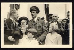 Postcard / ROYALTY / Belgique / België / Roi Leopold III / Koning Leopold III / Hoboken / 1937 / Prins Boudewijn - Belgique