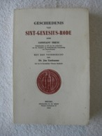 Vlaams Brabant Flamand – Sint-Genesius-Rode Rhode-Saint-Genèse – Constant Theys - EO 1960 – Rare Zeldzaam - Belgium