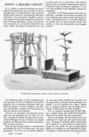 BASCULE  A EQUILIBRE CONSTANT  1878 - Autres
