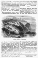 LES INDIENS IROQUOIS Au CANADA  1878 - Technical