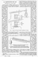LA LIQUEFACTION DES GAZ Experiences De M.RAOUL PICTET  1878 - Ciencia & Tecnología