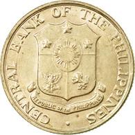 Monnaie, Philippines, 10 Centavos, 1963, TTB, Copper-Nickel-Zinc, KM:188 - Philippines