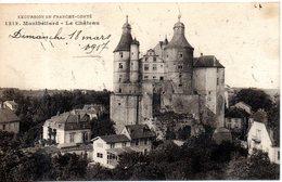 25. Montbéliard. Le Chateau - Montbéliard