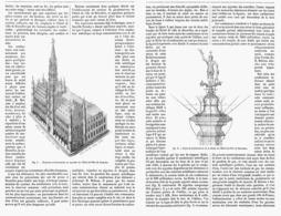 LES PARATONNERRES à POINTES A Conducteurs Et A Raccordements Terrestres Multiples  1878 - Autres