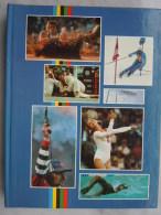 Artis Boek Met Prenten Olympische Spelen Tot 1984 Los Angeles Editions Artis-Historia.Volledig Bijna Nieuwstaat - Livres