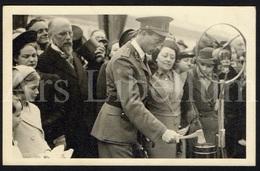 Postcard / ROYALTY / Belgique / België / Roi Leopold III / Koning Leopold III / Hoboken / 1937 / Prins Boudewijn - Zonder Classificatie