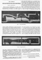 SUR L'EMPLOI Des GAZ SORTANT Des FOURS INDUSTRIELS Par M. CAILLERET 1878 - Tabac (objets Liés)