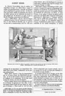 ALBERT DURER  1878 - Autres