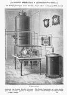 LES HORLOGES PNEUMATIQUES A L'EXPOSITION UNIVERSELLE  1878 - Other