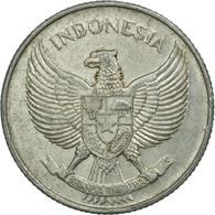Monnaie, Indonésie, 25 Sen, 1957, TTB, Aluminium, KM:11 - Indonésie