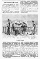 LE MEGAPHONE De M.EDISON  1878 - Technical