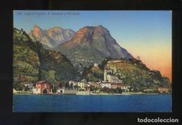 Como. *Lago Di Lugano. S. Mamette E Val Solda* Nueva. - Como