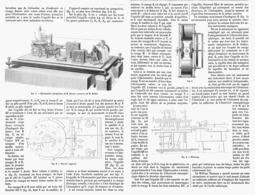 ELECTROMETRE ENREGISTREUR De M.MASCART  1878 - Techniek