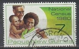 1980 National Census, Used - Papua New Guinea