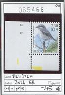 Buzin - Belgien - Belgique -  Belgium - Belgie - Michel 3036 - ** Mnh Neuf Postfris - 1985-.. Birds (Buzin)
