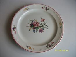 Beau Plat En Céramique Diamètre 28cms TBE - Ceramics & Pottery