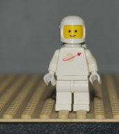 Lego Personnage Espace Avec Reservoir Air Au Dos Ref Sp006 - Lego Technic