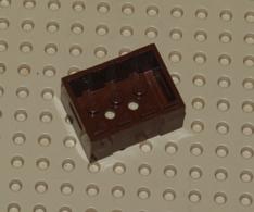 Lego Conteneur, Caisse Brun 3 X 4 X 1.67 Ref 30150 - Lego Technic
