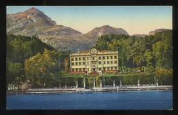 Villa Carlotta. *Lago Di Como* Ed. Brunner Nº 331. Circulada 1928 - Otras Ciudades