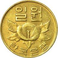 Monnaie, KOREA-SOUTH, Won, 1967, TTB, Laiton, KM:4 - Korea, South
