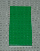 Lego Brique 8x16 Vert Ref 4204 - Lego Technic