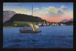 Lombardia. *Lago Di Como. Bellagio* Ed. P. Bender Nº 5042a. Escrita. - Otras Ciudades