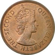 Monnaie, Mauritius, Elizabeth II, 5 Cents, 1969, TTB, Bronze, KM:34 - Maurice