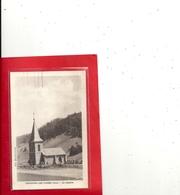 PRENOVEL-LES-PIARDS . LA CHAPELLE . CARTE AFFR AU VERSO LE 26-6-1938 . 2 SCANES - France