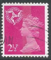 Isle Of Man. 1971 QEII. 2½p Used. SG 8 - Isle Of Man