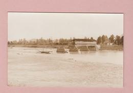 AK  FL / SG Hochwasser Am Rhein Ungebraucht Privataufnahme - Liechtenstein