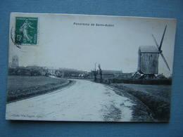 PANORAMA DE SAINT AUBIN - MOULIN A VENT - France
