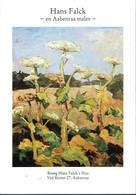 """Folder About The Danish Painter """"Hans Falck En Aabenraa Maler"""" (about 1995) - Scandinavian Languages"""