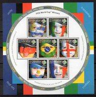 GIBRALTAR  Timbres Neufs ** De 2006  ( Ref 5758 ) Sport - Football - Gibraltar