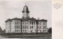 Montan Great Falls Cascade County Court House - Great Falls