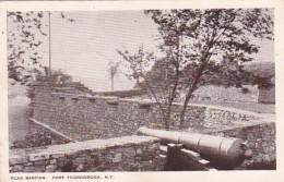 New York Fort Ticonderoga Flag Bastian - NY - New York