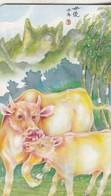 ANNEE DU BUFFLE PF57 1997 - French Polynesia