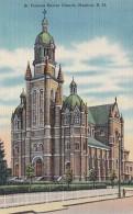 New Hampshire Nashua St Francis Xavier Church - Nashua