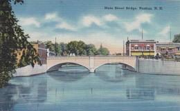 New Hampshire Nashua Main Street Bridge - Nashua
