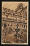 Certosa Di Pavia. *Fontana Del Picolo Chiostro* Nueva. - Otras Ciudades