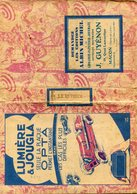 PROTEGE CAHIER OPTA(MACON) - Buvards, Protège-cahiers Illustrés
