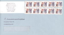 Bund  Michel #  2140  MeF 2 X   5-er Streifen - [7] Repubblica Federale