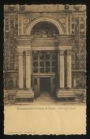 Certosa Di Pavia. *Porta Della Chiesa* Ed. G. Modiano E Co. Nº 83. Escrita. - Otras Ciudades