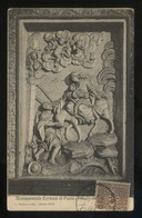 Certosa Di Pavia. *Dettaglio...* Ed. G. Modiano E Co. Nº 9728. Circulada. - Otras Ciudades