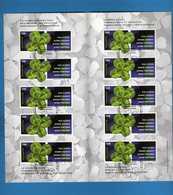 Svizzera °- 2003 - . Libretto.Francobollo Per Saluti, Usato - Oblitéré.  Vedi Descrizione. - Blocchi